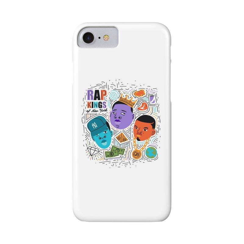 Rap Kings Accessories Phone Case by Daniel Stevens's Artist Shop