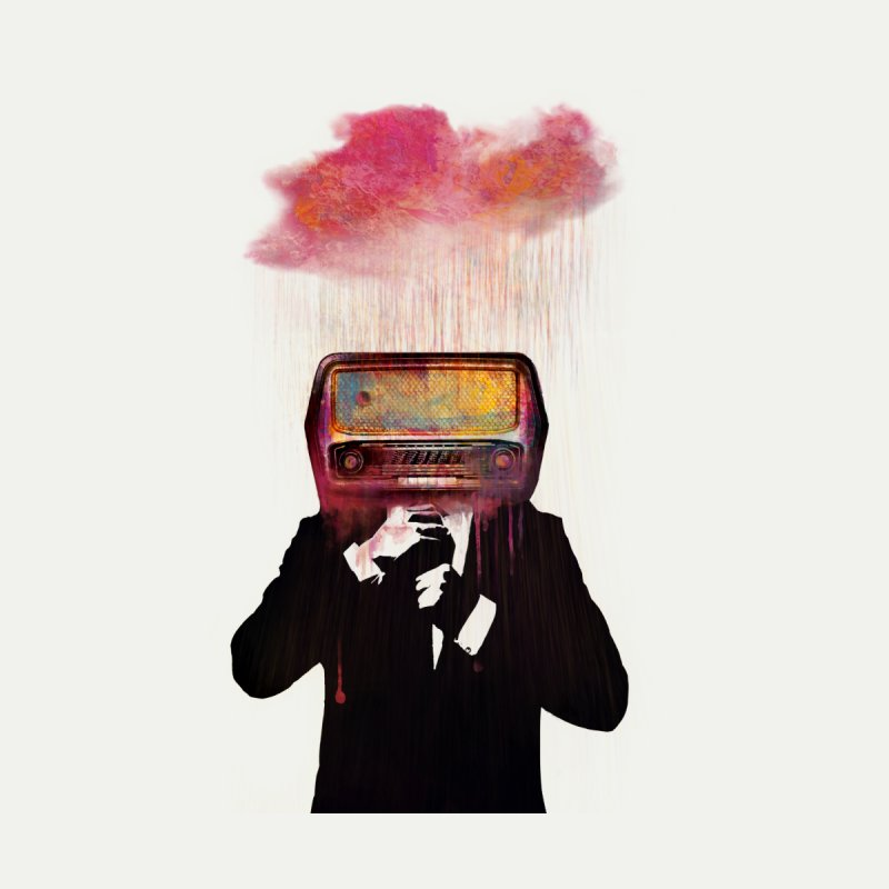 Radiohead by Daniel Taylor