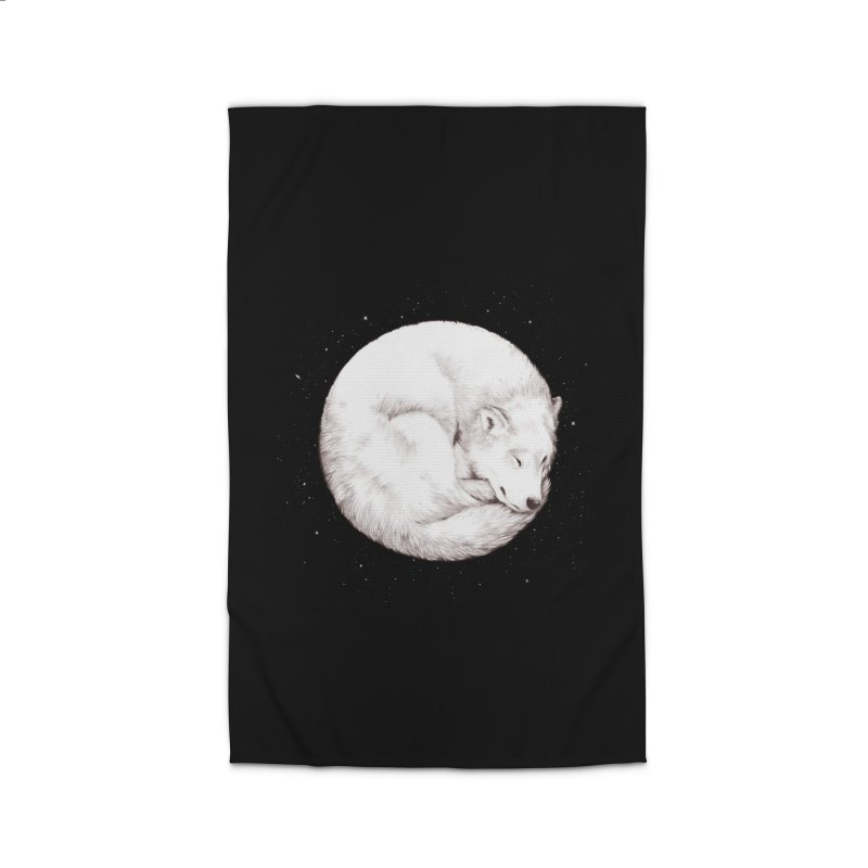 The Howl of the Moon Home Rug by Daniel Teixeira—Artworks