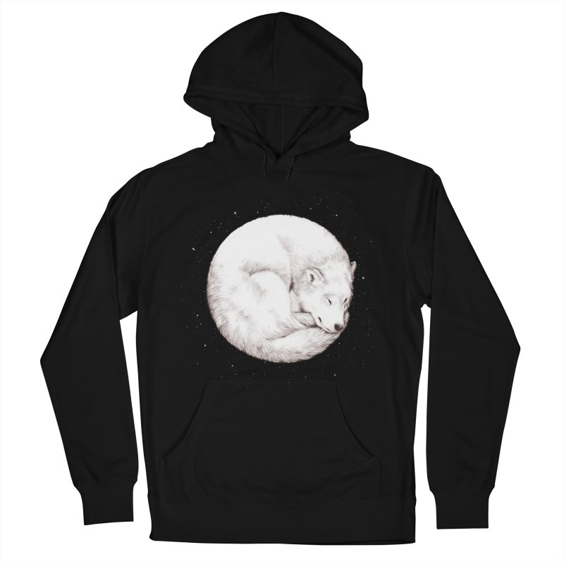 The Howl of the Moon Women's Pullover Hoody by Daniel Teixeira—Artworks