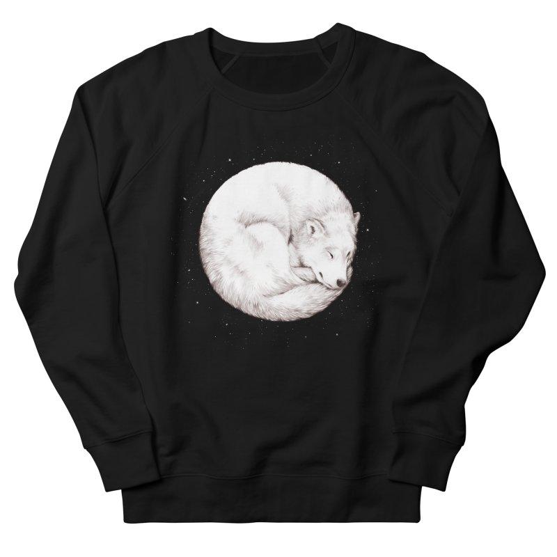 The Howl of the Moon Men's Sweatshirt by Daniel Teixeira—Artworks