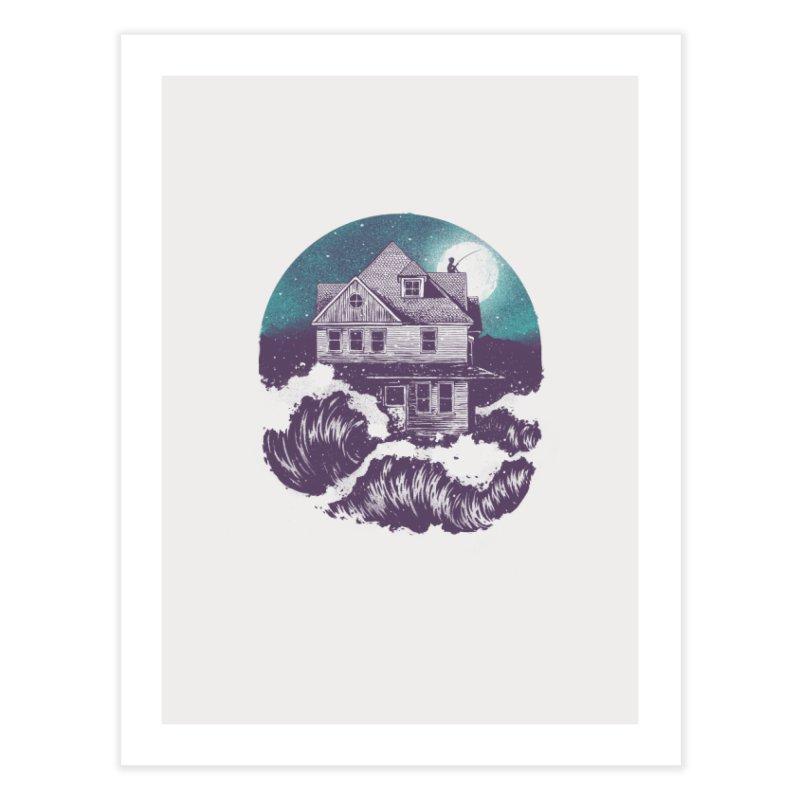 Hope Home Fine Art Print by Daniel Teixeira—Artworks