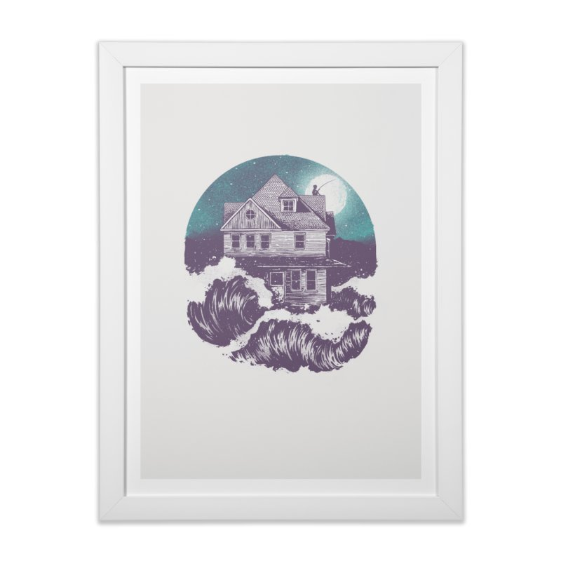 Hope Home Framed Fine Art Print by Daniel Teixeira—Artworks