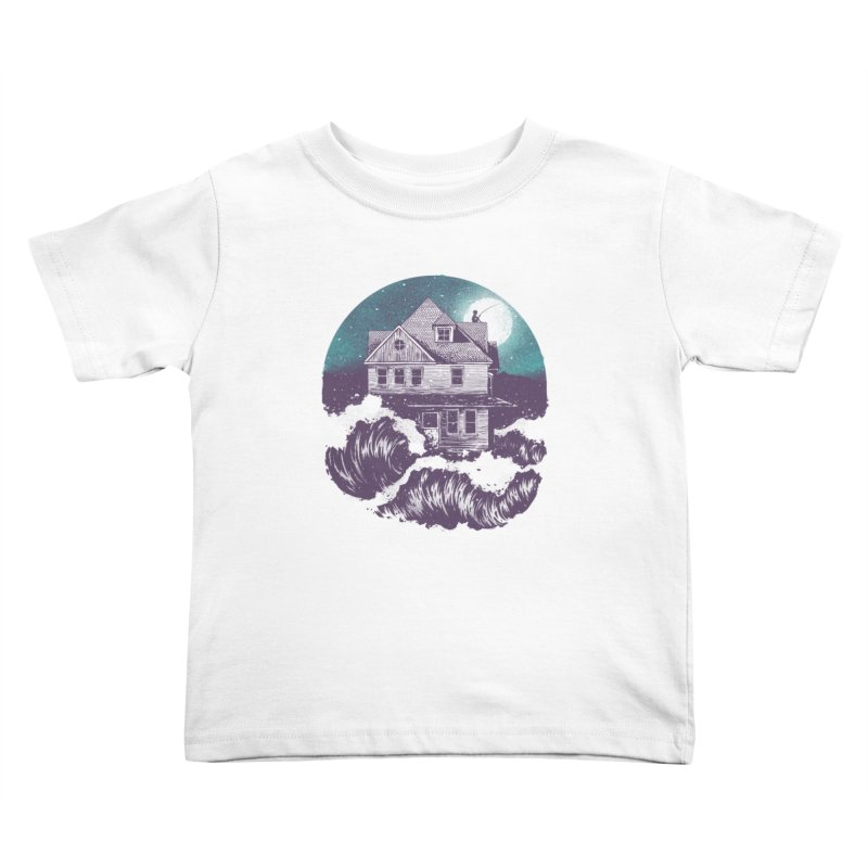 Hope Kids Toddler T-Shirt by Daniel Teixeira—Artworks