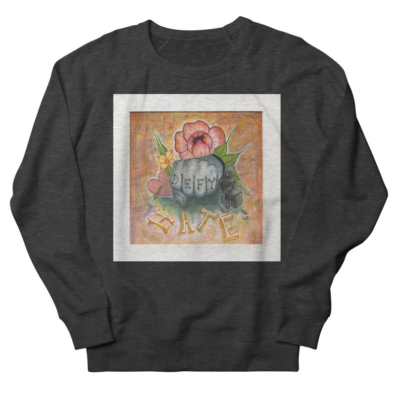 DEFY Women's Sweatshirt by danikakristine's threadless shop