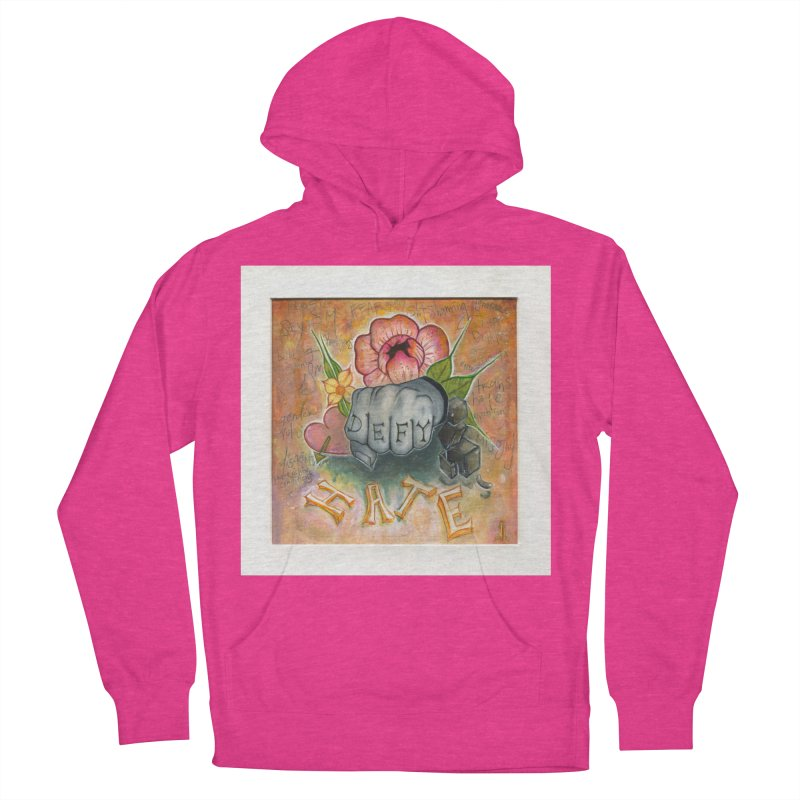 DEFY Men's French Terry Pullover Hoody by danikakristine's threadless shop