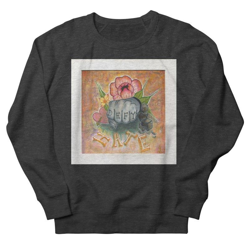DEFY Women's French Terry Sweatshirt by danikakristine's threadless shop