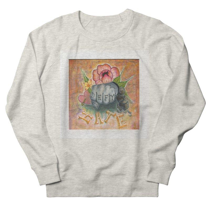 DEFY Men's French Terry Sweatshirt by danikakristine's threadless shop