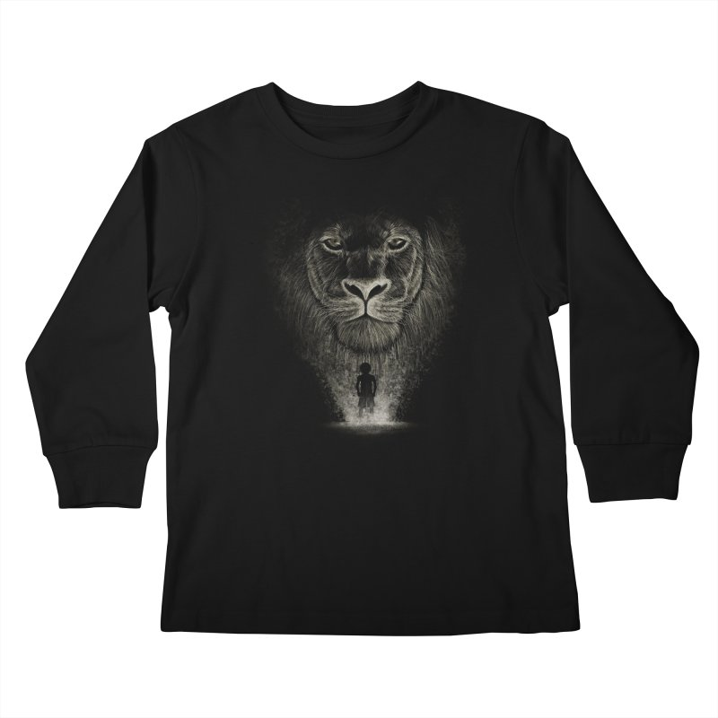 RASTA CHILDREN STAND UP AND FIGHT Kids Longsleeve T-Shirt by danilocintra's Artist Shop