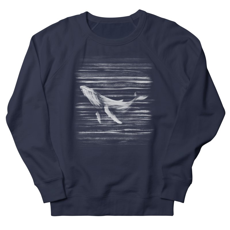 DEEP QUEEN Men's Sweatshirt by danilocintra's Artist Shop