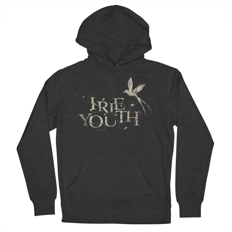 IRIE YOUTH Men's French Terry Pullover Hoody by danilocintra's Artist Shop