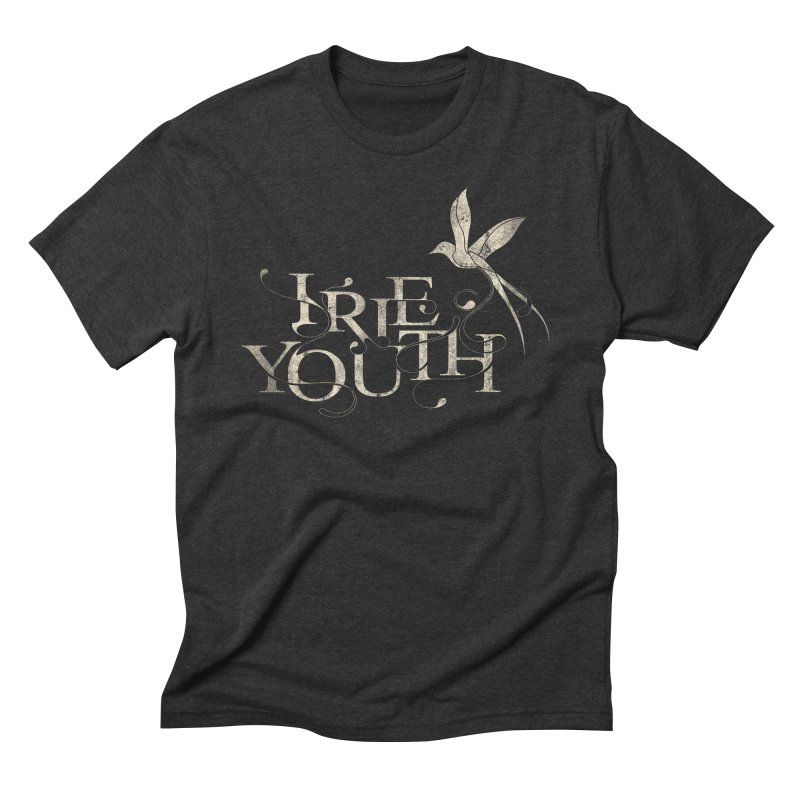 IRIE YOUTH Men's Triblend T-shirt by danilocintra's Artist Shop
