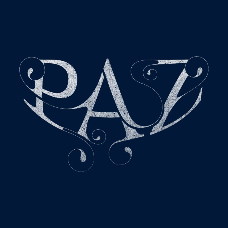 PAZ None  by danilocintra's Artist Shop