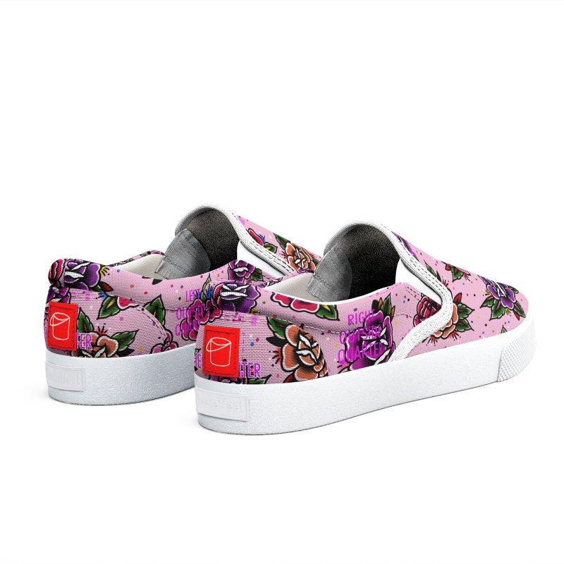 Rosie Women's Shoes by danilopezstudio's Artist Shop