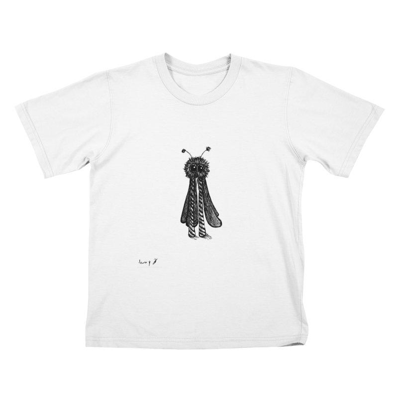 Mosquito Kids T-Shirt by danmichaeli's Artist Shop