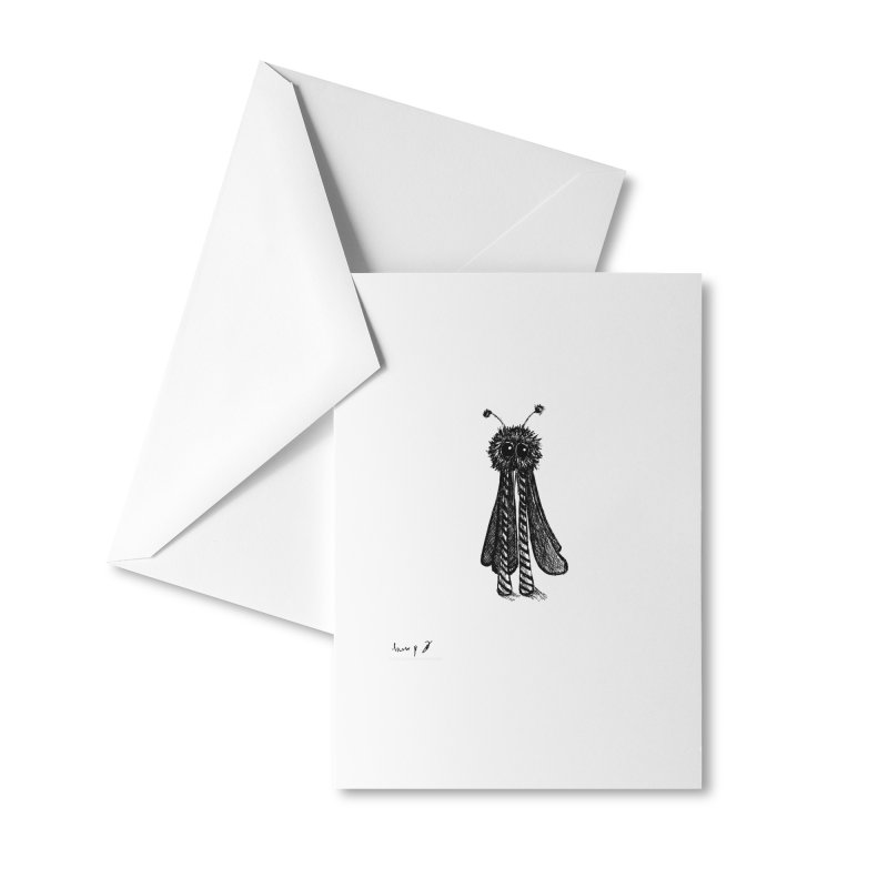 Mosquito Accessories Greeting Card by danmichaeli's Artist Shop