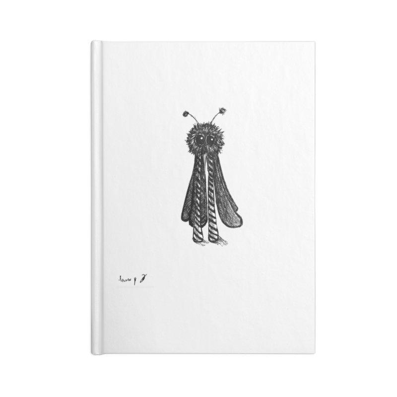 Mosquito Accessories Notebook by danmichaeli's Artist Shop