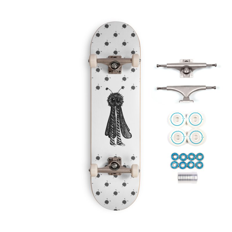 Mosquito Accessories Skateboard by danmichaeli's Artist Shop