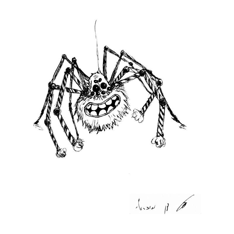 Happy spider Accessories Notebook by danmichaeli's Artist Shop