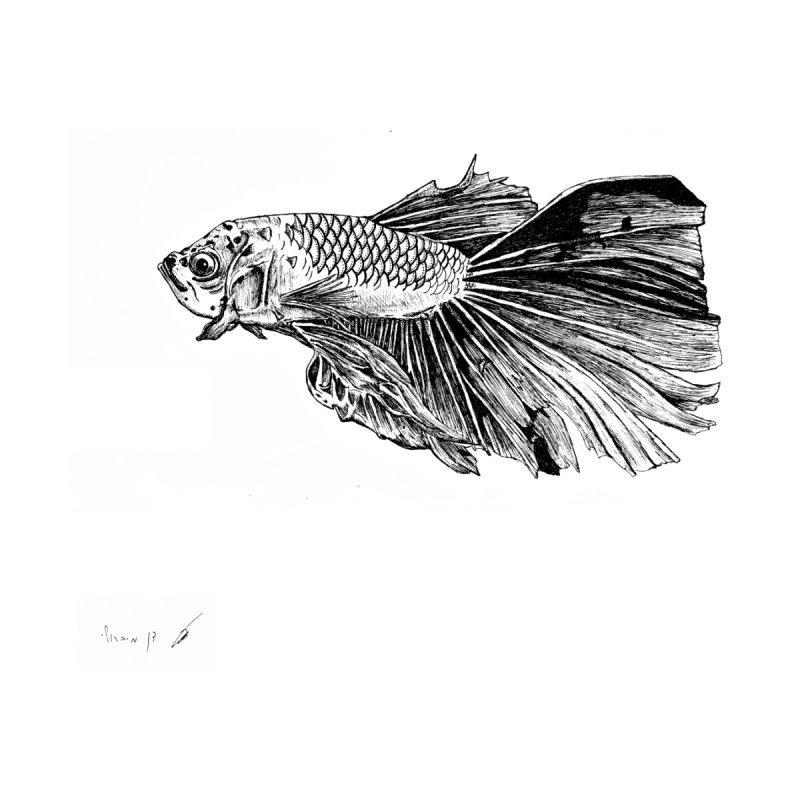 Fish Women's Tank by danmichaeli's Artist Shop