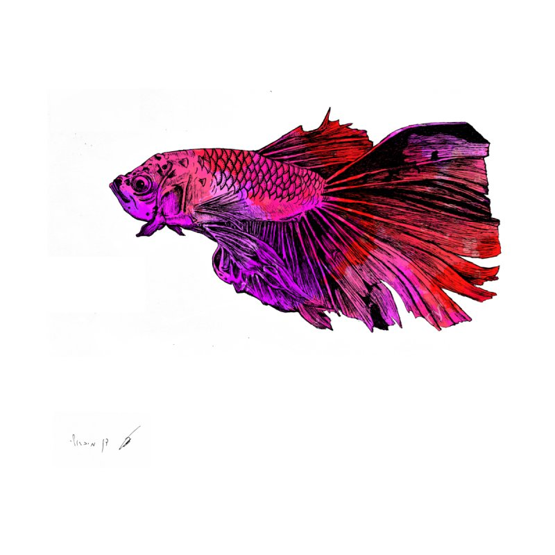 Fish color Home Blanket by danmichaeli's Artist Shop