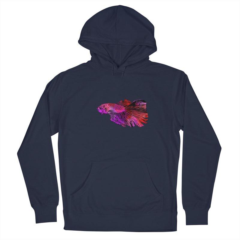 Fish color Men's Pullover Hoody by danmichaeli's Artist Shop