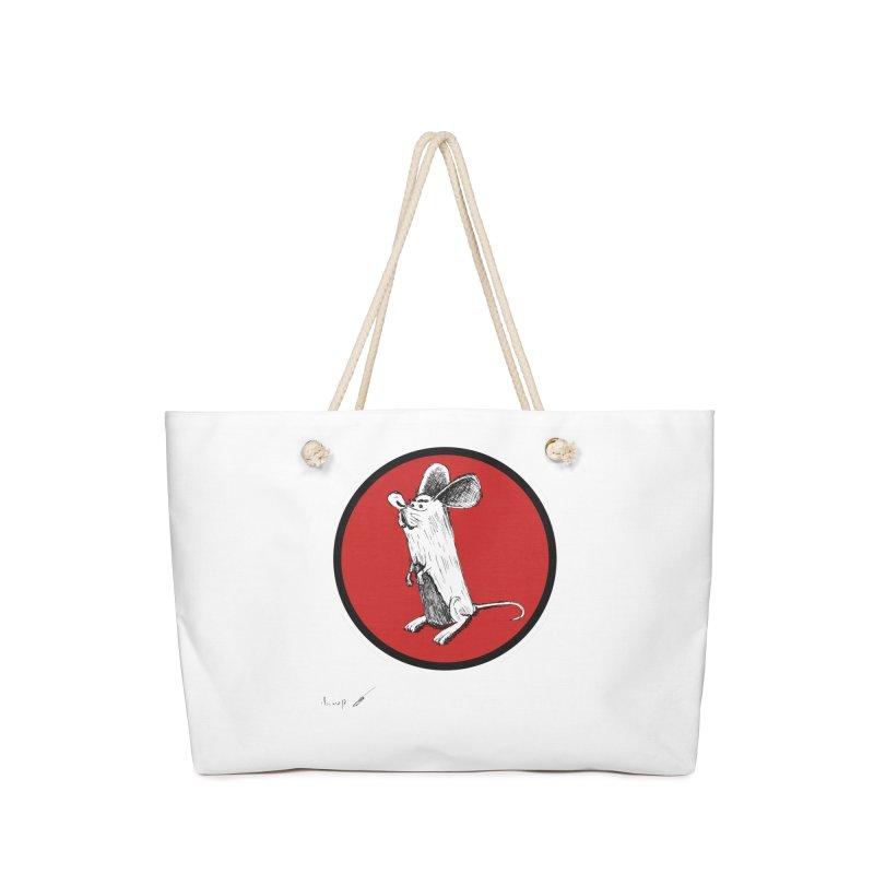 Mouse Accessories Bag by danmichaeli's Artist Shop