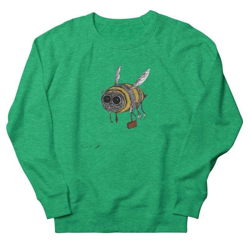 Busy bee colored Women's Sweatshirt by danmichaeli's Artist Shop