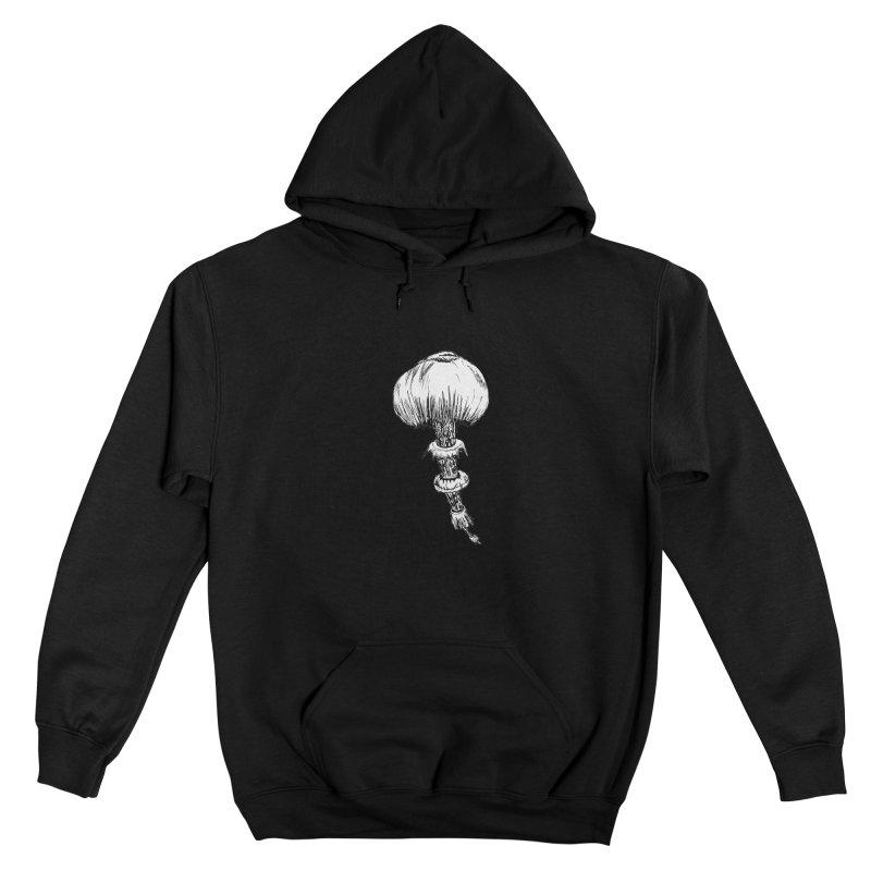 Jellyfish Men's Pullover Hoody by danmichaeli's Artist Shop