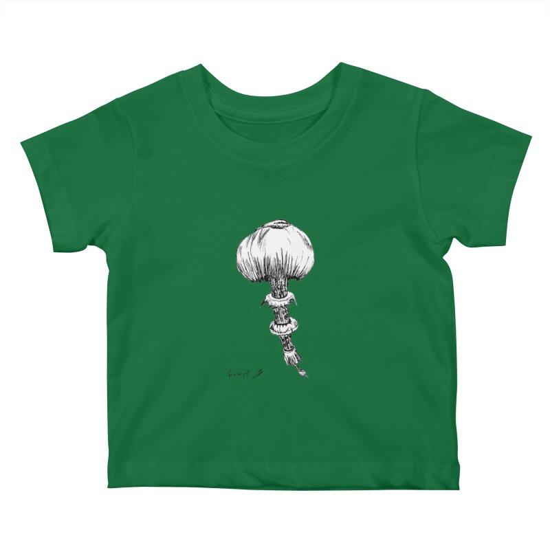 Jellyfish Kids Baby T-Shirt by danmichaeli's Artist Shop