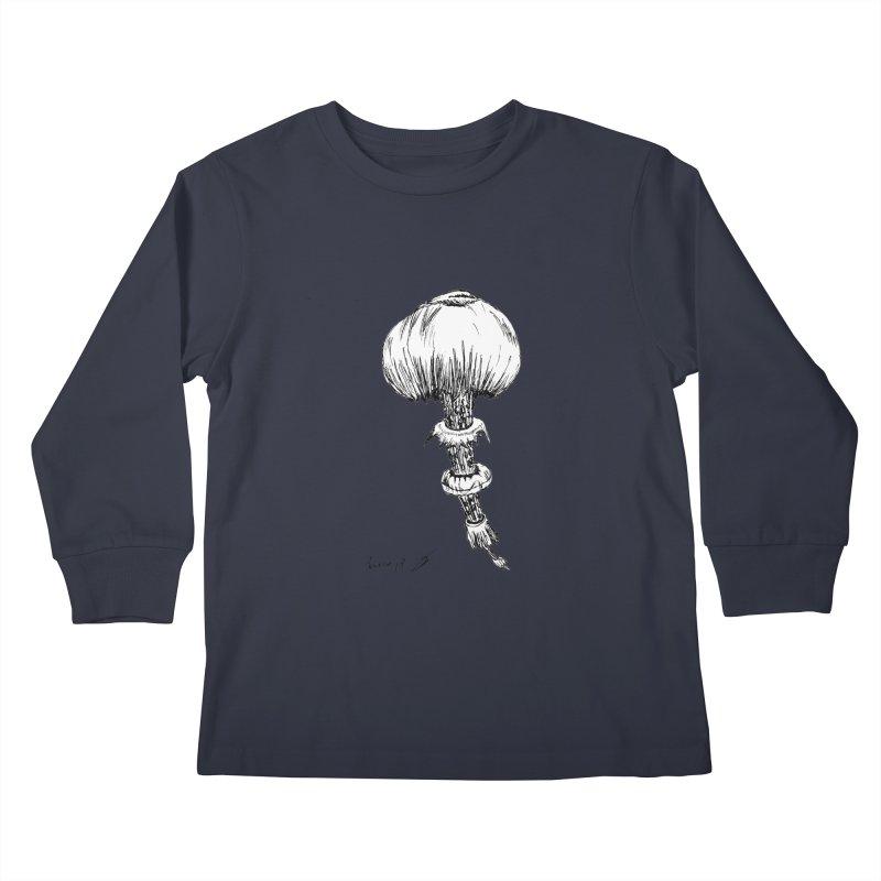 Jellyfish Kids Longsleeve T-Shirt by danmichaeli's Artist Shop