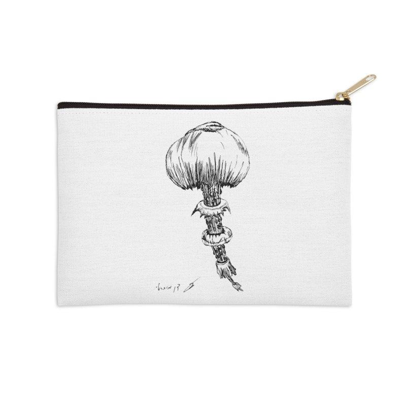 Jellyfish Accessories Zip Pouch by danmichaeli's Artist Shop
