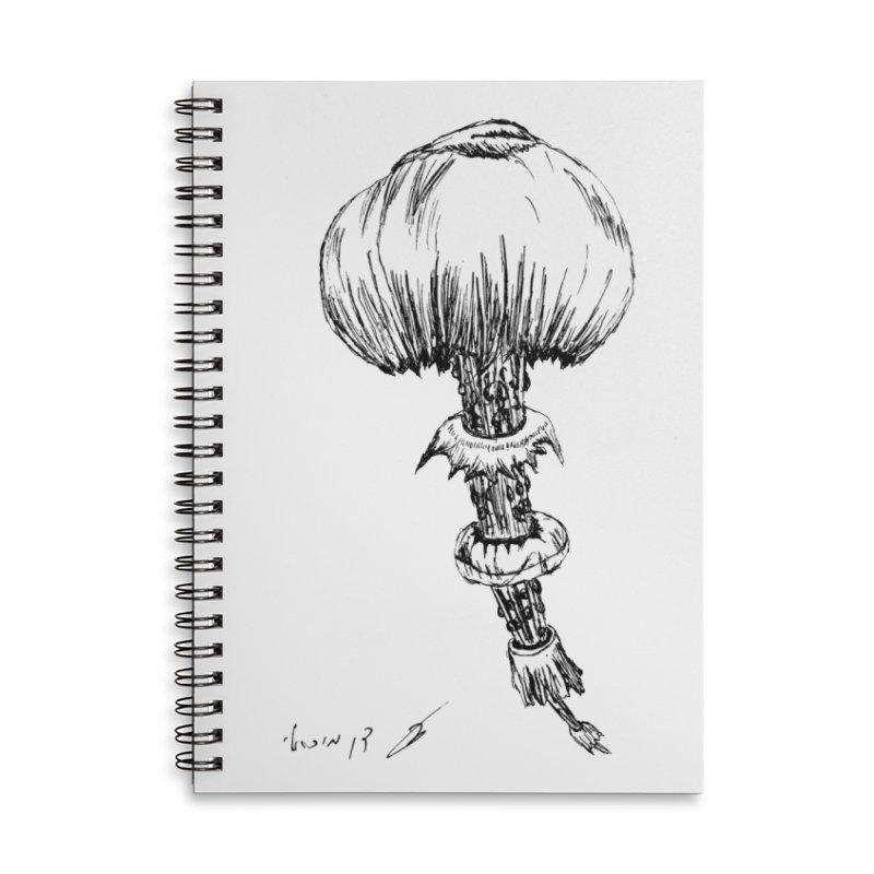 Jellyfish Accessories Notebook by danmichaeli's Artist Shop