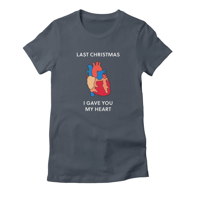 Last Christmas, I gave you my heart. Women's Lounge Pants by Dannomyte's Artist Shop