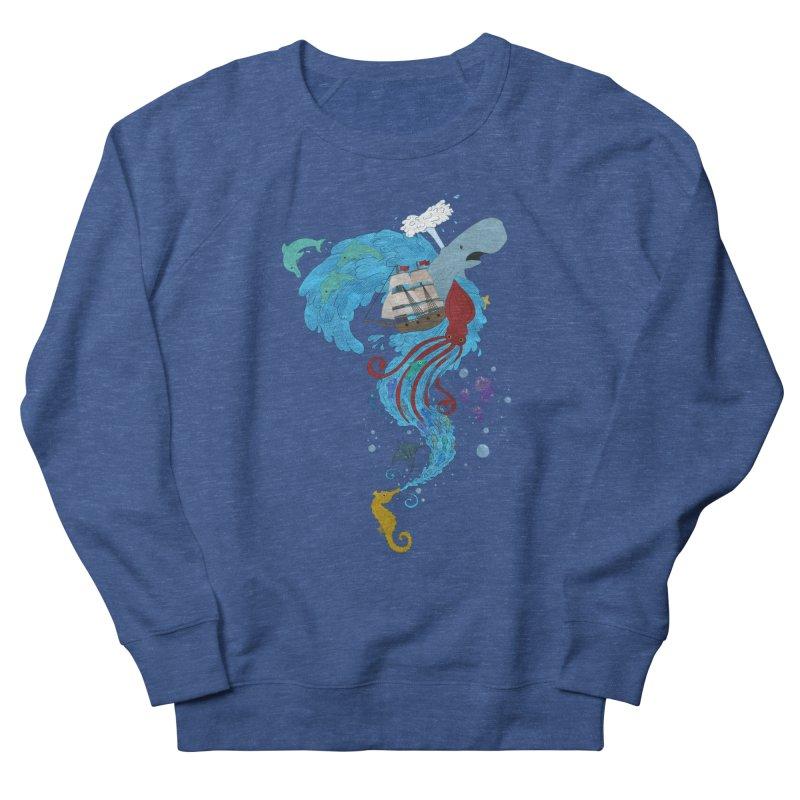 Seaside Women's Sweatshirt by Dannomyte's Artist Shop