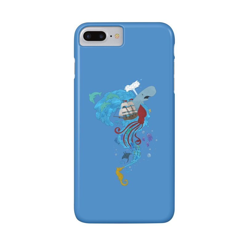 Seaside Accessories Phone Case by Dannomyte's Artist Shop