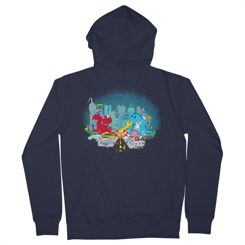 Monster Picnic Women's Zip-Up Hoody by Dannomyte's Artist Shop
