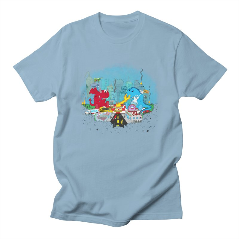 Monster Picnic Men's T-shirt by Dannomyte's Artist Shop