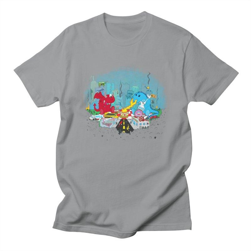 Monster Picnic Men's T-Shirt by Dannomyte's Artist Shop