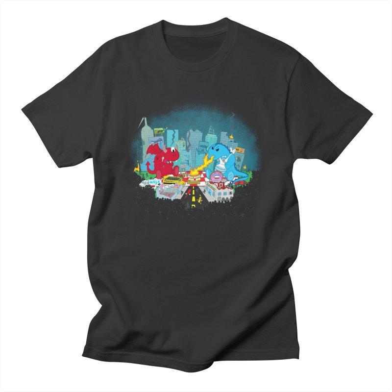 Monster Picnic Women's Unisex T-Shirt by Dannomyte's Artist Shop