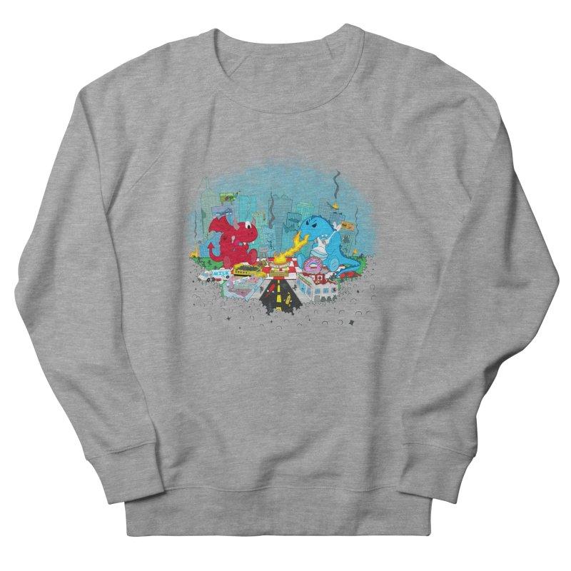 Monster Picnic Men's Sweatshirt by Dannomyte's Artist Shop