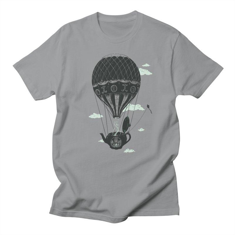 Balloon Men's Regular T-Shirt by danrule's Artist Shop