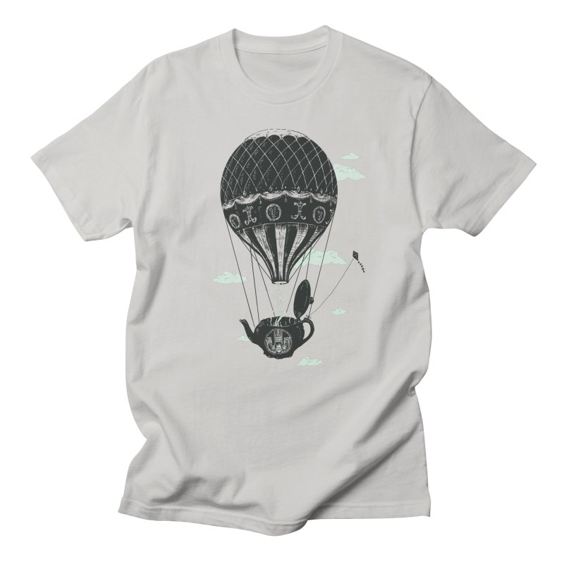Balloon Men's T-shirt by danrule's Artist Shop
