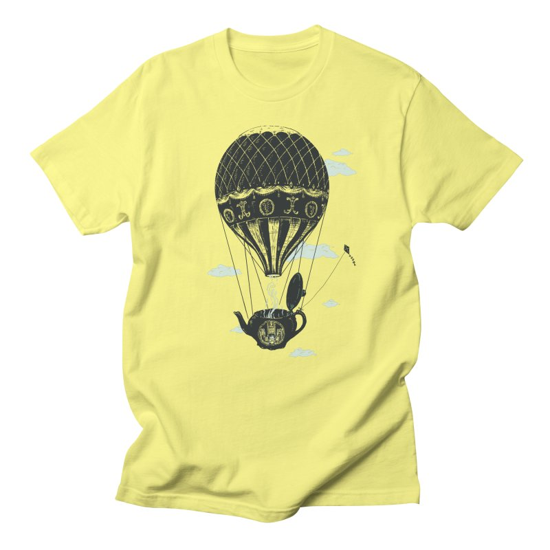 Balloon Men's Regular T-Shirt by danrule's Artist Shop