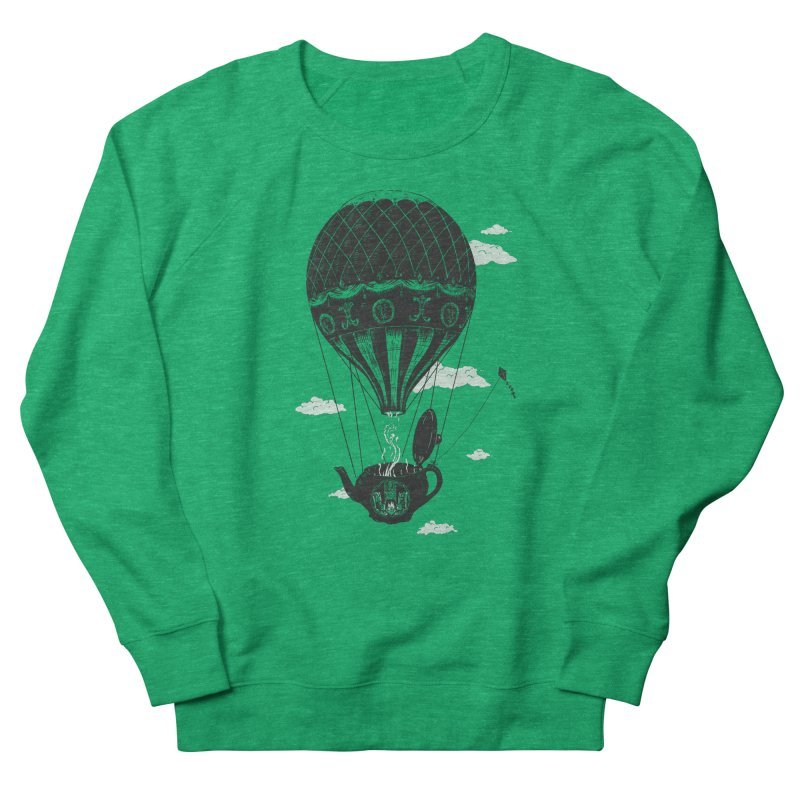 Balloon Men's French Terry Sweatshirt by danrule's Artist Shop