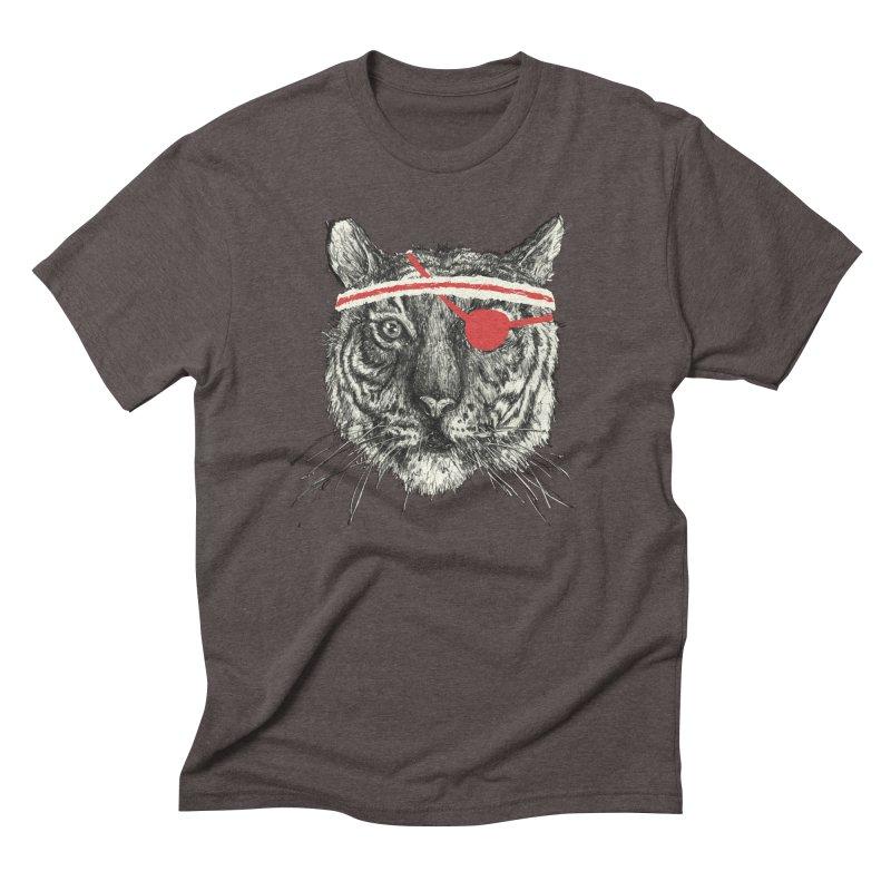 Workout Shirt Men's Triblend T-Shirt by danrule's Artist Shop