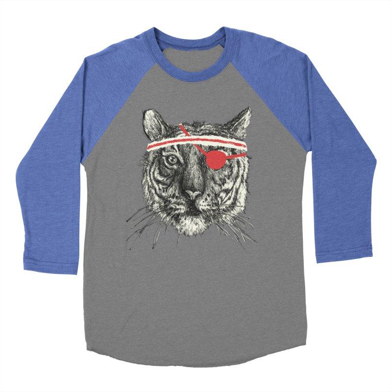 Workout Shirt Men's Baseball Triblend Longsleeve T-Shirt by danrule's Artist Shop