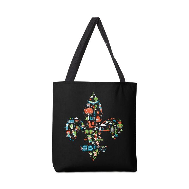 Fleur De Life Accessories Tote Bag Bag by Dan Rule's Artist Shop