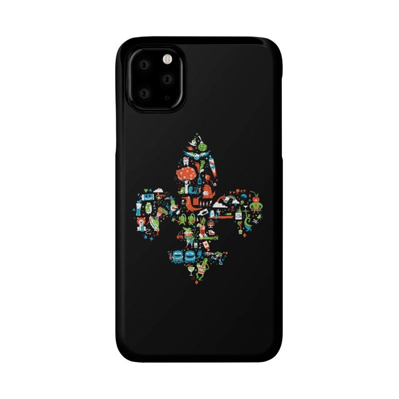 Fleur De Life Accessories Phone Case by Dan Rule's Artist Shop