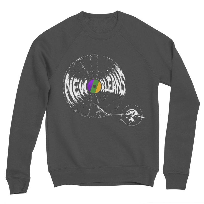 Spin Men's Sponge Fleece Sweatshirt by Dan Rule's Artist Shop